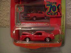 Johnny Lightning Those 70's Cars R2 1977 Ford Mustang ll Cobra ll by Johnny Lightning. $3.00