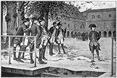 militaire school brienne, Parijs Zijn vader regelde voor hem een studiebeurs in Frankrijk. Hij ging naar de militaire school in Brienne op zijn negende en later ging hij naar Parijs.