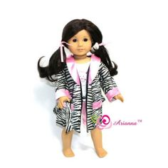 """WHITE /& GRAY LS Rock Star /""""BOYS/"""" DOLL T-SHIRT fit 18/"""" AMERICAN GIRL Doll Clothes"""