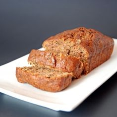 Zucchini Sweet Potato Bread, because why would you just make zucchini bread when you know you can add sweet potatoes?!