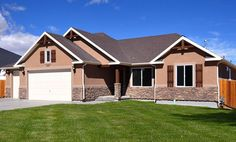 Cherry | Mountain Vista Homes – Utah's Green Builder Utah Home Builders, House Plans, Cherry, Shed, Floor Plans, Mountain, Outdoor Structures, Homes, Flooring