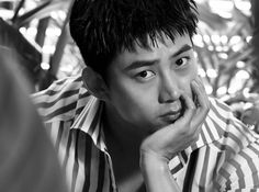 Taecyeon do 2PM fala sobre seu estilo de vida para 'GQ Korea'