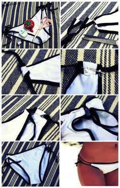 and http://www.tashadelrae.com/2011/03/bra-to-bathingsuit-diy.html for the tops