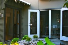 See how screen doors are suitable for all types of entrances only at Plisse. Contact them today at www.plissescreen.com