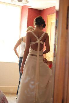 Robe de mariée, round 2, la vengeance! - Little nenette