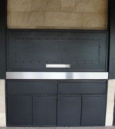 Parrilla Interior, Bbq Kitchen, Flat Screen, Exterior, Indoor, Steel, Kitchen, Portable Grill, Barbecue Grill