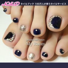Too cute toes 39 Stunning Toe Nail Designs Ideas For Winter >>>Cheap Sale OFF! >>>Visit>> To nail art for fall and winter. Nail art with glitter Here are the 60 most eye-catching nail looks we found for Bush ash this autumn. Nail art is the most versatile Pretty Toe Nails, Cute Toe Nails, Toe Nail Art, My Nails, Nail Nail, Nail Polish, Fall Toe Nails, Black Toe Nails, Nail Glue