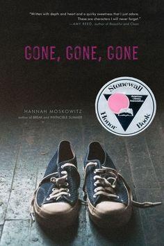 Gone-gone-gone -YA reading list
