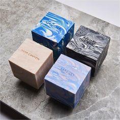 cold-process soap by mote.seoul