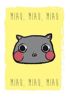 Miau, miau, miau
