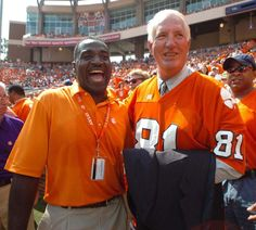 After two decades, Danny Ford joins Clemson Ring of Honor