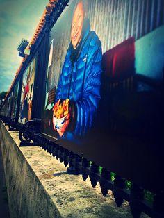 StreetArt   OnceInParis