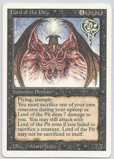 Lurker The Dark n°80 Anglais NM MTG Magic