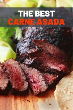 The Best Carne Asada | There are a million ways to make carne asada. This recipe admittedly teeters on the edge of Tex-Mex, but we couldn't leave out this meaty favorite. Our secret is adding a little soy sauce and fish sauce to the marinade to give the skirt steak an umami boost (don't worry, the steak doesn't taste like fish). #mexicanrecipes #texmexrecipes #seriouseats #recipes