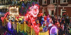 Celebrate Carnival like a local. | 11 Truly Soulful Things That Can Only Happen In New Orleans it is called mardi gras (mardy graw how u pronounce it)