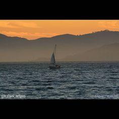 #nikon #photography #sunset #california #sailing