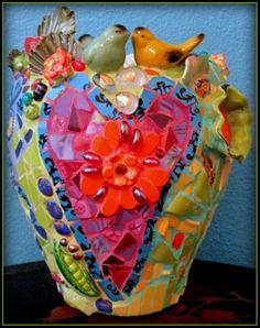 Mollie Pique Assiette Jardinere by Mary Ann