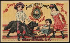 Boy's shoes, girl's shoes, baby's shoes. Solar Tip shoes. [front] | Flickr - Photo Sharing!