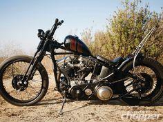 1950 Harley-Davidson Panhead Chopper