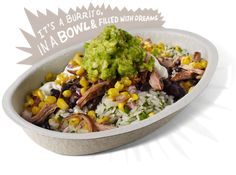 Fast Food Under 500: Chipotle