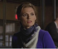 """Stana Katic as Kate Beckett in Castle Season 5 Episode 11 """"Under The Influence"""""""