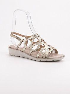 b9ea9a1cc997 Dámske zlaté sandále KYLIE K1915002ORO  sandals  summerstyle  summerfashion   womenshoes  womanstyle