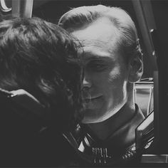 Michael Fassbender as David 8 in Prometheus