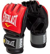 PRO STYLE GRAPPLING GLOVES RED   $24.15