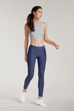 f3b88b062cdd5 Outdoor Voices — Warmup Leggings Ropa Para Hacer Deporte