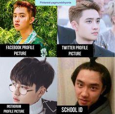 EXO Meme || LOL || D.O meme