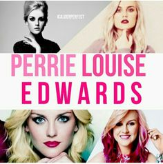Perrie Louise Edwards (: