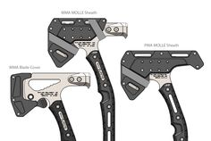 NAX Best Survival Multi Tool Axe