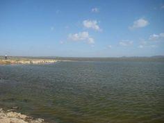 La tranquilidad del mar de la Guajira - Colombia