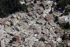 Terremoto Centro Italia, ad Amatrice un palazzo di 5 piani prima criticato da…