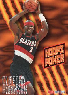 "Cliff Robinson ""Hoops Power""... he was my ""pretend boyfriend""!!!!"