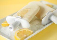 Love lemons? Then, you'll love our Lemon Cream Zoku Pops.