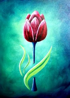 Paint Nite Roanoke | March 16, 2015 Awful Arthur's in Salem