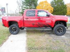 2013 Chevy Silverado 1500 Rocky Ridge Muddigger Conversion