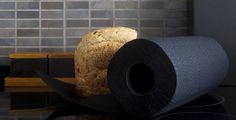 Black Paper Towells-Renova