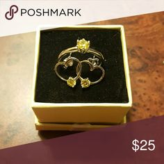 Spotted while shopping on Poshmark: Sterling silver heart earrings & ring! #poshmark #fashion #shopping #style #Bella Rene #Jewelry