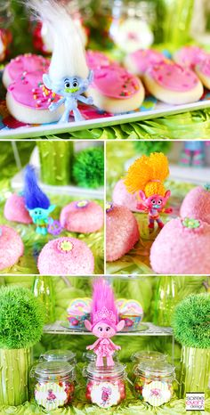 | TREND ALERT – Host a Trolls Party with these Trolls Party Ideas! | http://soiree-eventdesign.com