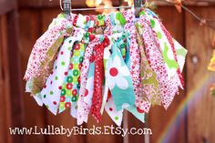 What to do with all those fabric scraps I won't throw away.....