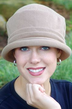 cancer patient hats for hair loss