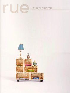 Palate Cleanser  Shown Company C Colonnade Aqua Pillow
