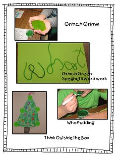 25 Grinch Crafts & Sweet Treats | Grinch stole christmas, Holiday ...