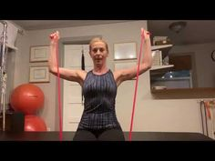 Hourglass Figure Workout, Neck Headache, Perfect Posture, Stretching Exercises, Massage, Fitness, Youtube, Workouts, Work Outs