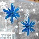 Snowflake Window Hangers