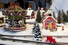 Gingerbread Village by Maia C, via Flickr