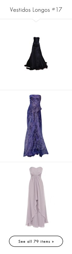 """""""Vestidos Longos #17"""" by franca-helo ❤ liked on Polyvore featuring dresses, gowns, long dresses, vestidos, armani prive dresses, blue dress, long blue dress, long blue evening dress, blue ball gown and 13. dresses."""