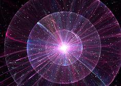 Fractal Sparkling  Flash Ball by Kseniya-Omega